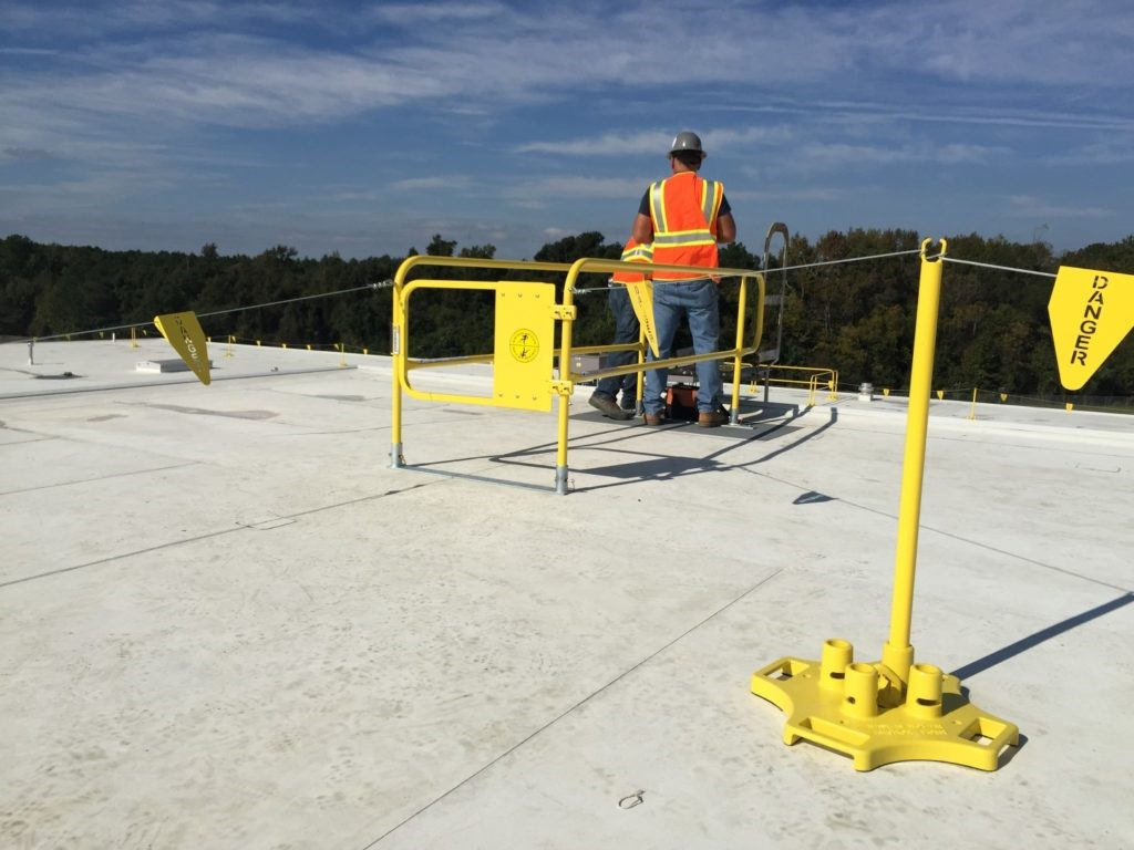 Fall Protection | Environmental, Health and Safety Services ...
