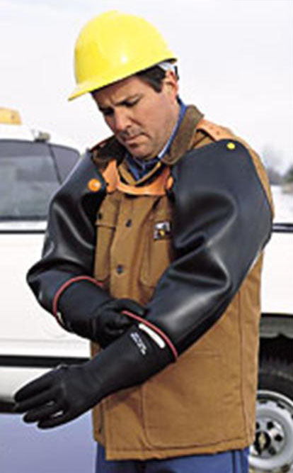 Voltage Rated Gloves : Electrical safety environmental health and
